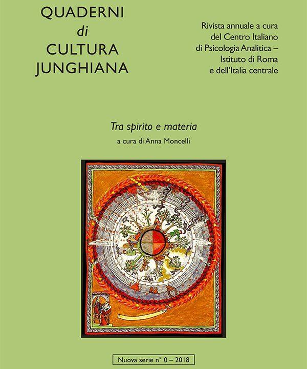 CIPA Quaderni di Cultura Junghiana N°0/2018
