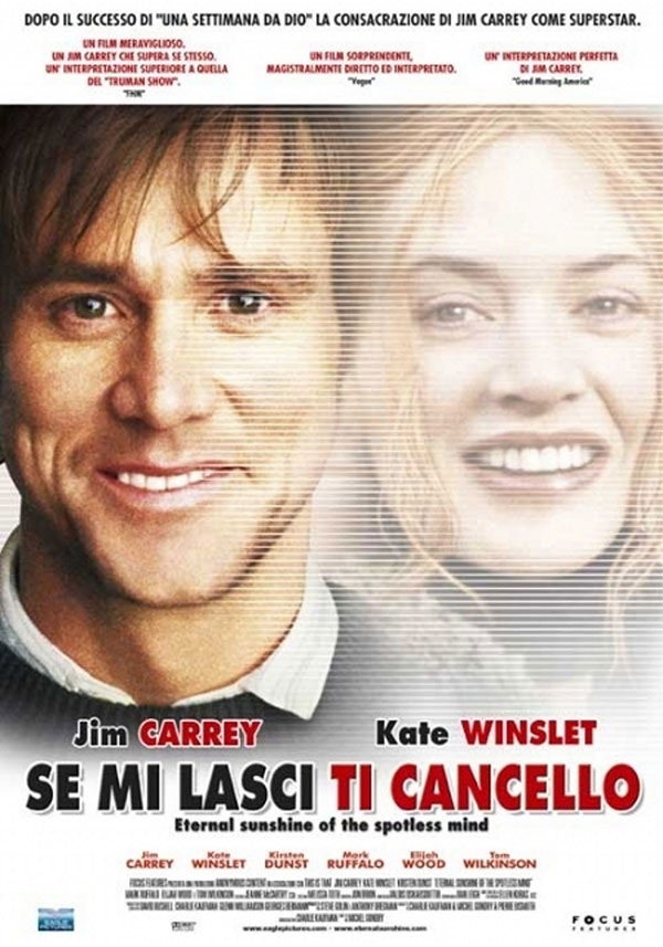 Se mi lasci ti cancello (Eternal sunshine of the spotless mind)
