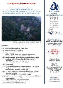 Conferenza internazionale Psiche e Ambiente - Kawai