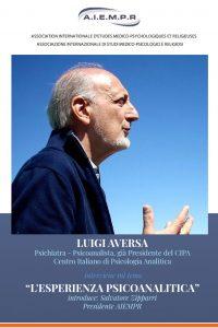 "Luigi Aversa ""L'esperienza psicoanalitica"""