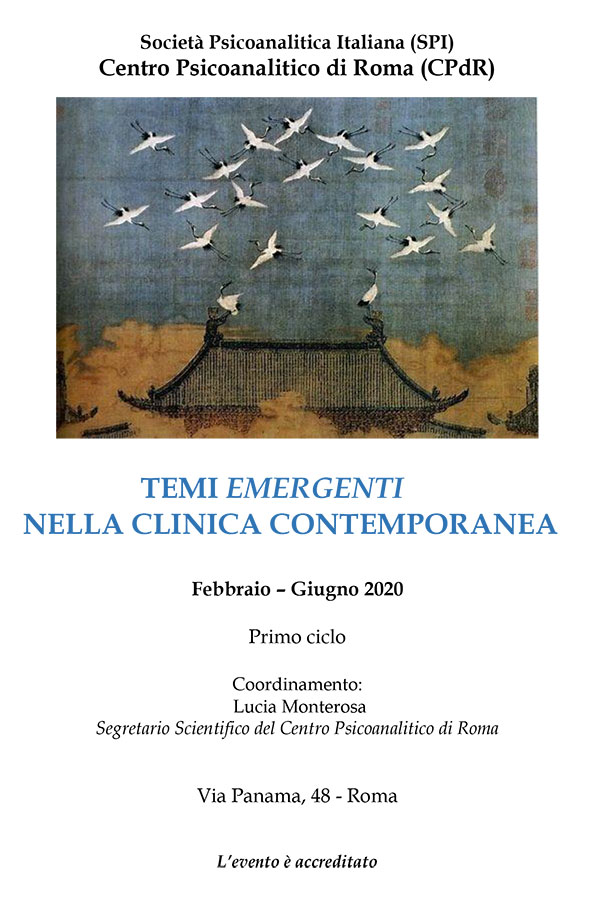 temi emergenti clinica contemporanea