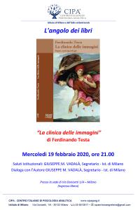 cipa - La clinica delle immagini Ferdinando Testa