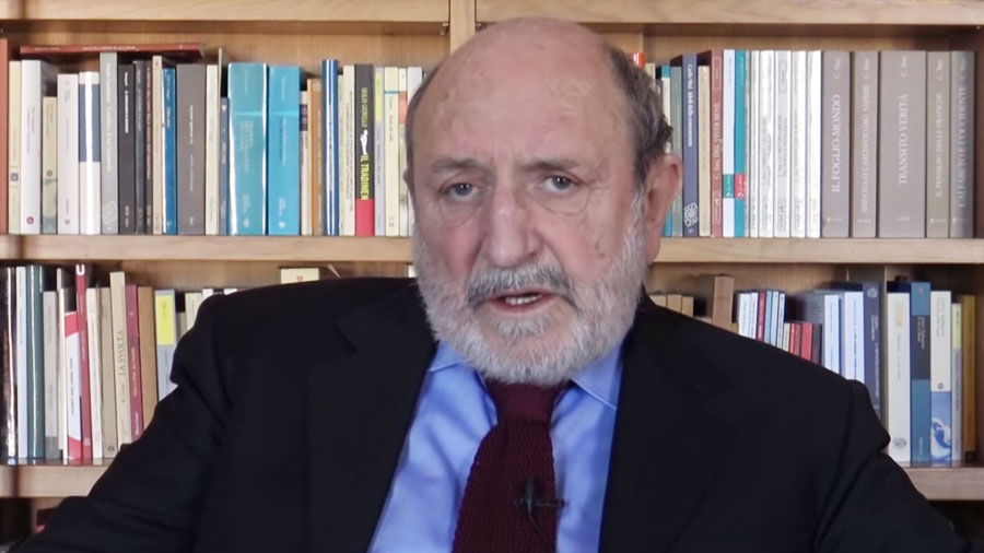 Umberto Galimberti sul coronavirus