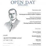 CIPA Open Day Online 2020