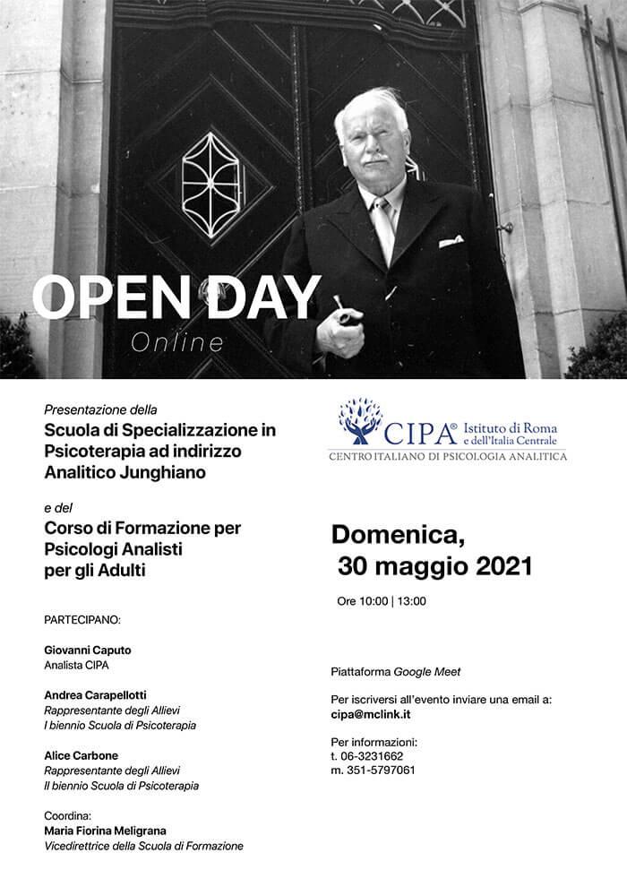 cipa open day 2021