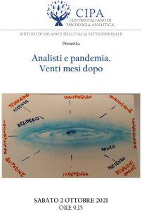 Analisti e pandemia CIPA